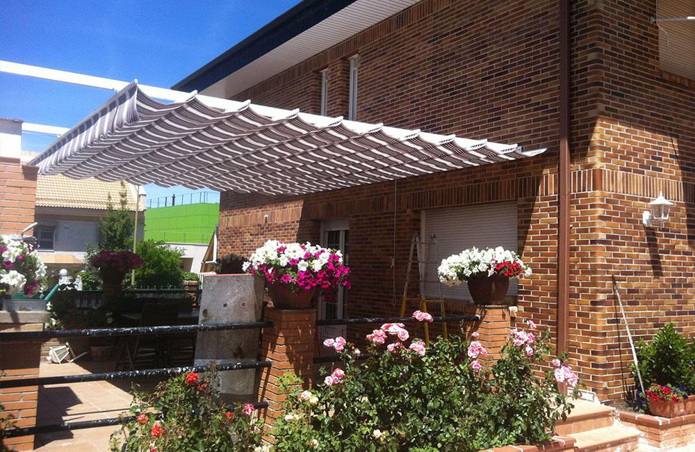 P rgolas para jard n p rgolas de aluminiop rgolas de aluminio - Pergolas de aluminio para jardin ...