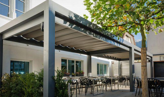 P rgolas para terrazas p rgolas de aluminiop rgolas de - Aluminio para pergolas ...
